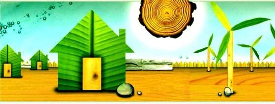 پاورپوینتی با موضوع معماری سبز