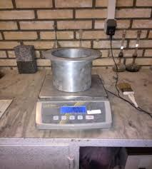 پاورپوینت آزمایشگاه تکنولوژی بتن مجموعه 4 آزمایش تعیین وزن مخصوص ظاهری شن و ماسه درحالتهای متراکم و غیرمتراکم